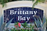 sign for Brittany Bay of Andros Isle