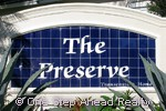 sign for Preserve, The of Andros Isle